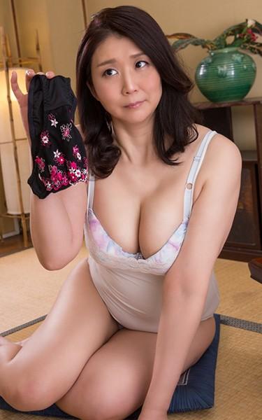 自分を女として見てくれるというだけで人妻は発情してしまう 吉岡奈々子中出しランジェリー